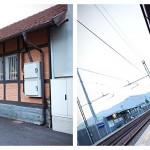 Laives-Leifers, ex stazione/Ehemeliger Bahnhof (foto Anna Da Sacco)