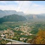 06 Auer-Ora, tornante panoramico sulla SS48 (foto Paolo Sandri)