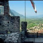 11 Salurn-Salorno, Castel Haderburg (foto Paolo Sandri)