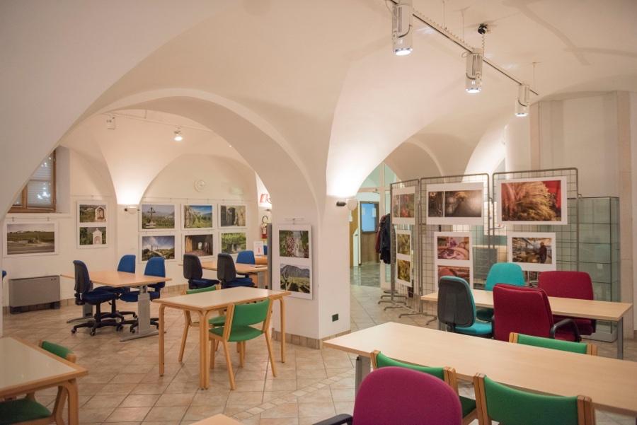 ANTASB Biblioteca Lavis