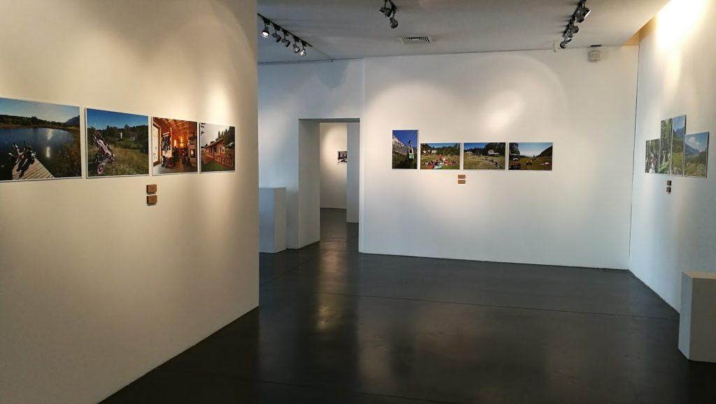 La montagna nascosta - bolzano - galleria civica